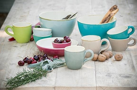Besondere Geschenkideen aus Lübeck: Keramikgeschirr von Grün & Form