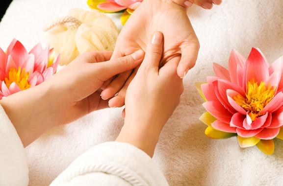 Besondere Geschenkideen aus Uelzen: Handmassage