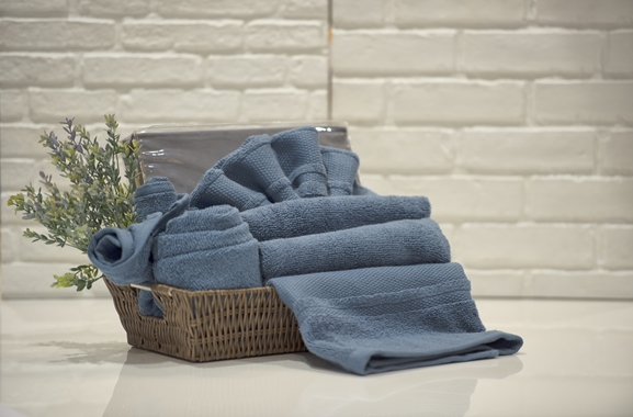Besondere Geschenkideen aus Maintal: Handtuch-Geschenkset