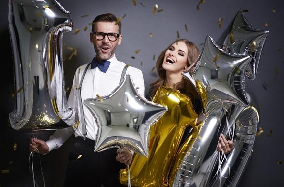 Besondere Geschenkideen aus Dortmund: Heliumluftballons