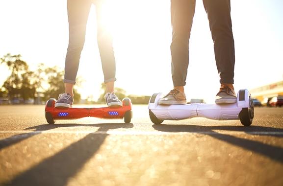 Besondere Geschenkideen aus Fürth: Hoverboard