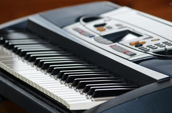 Besondere Geschenkideen aus Uelzen: Keyboard