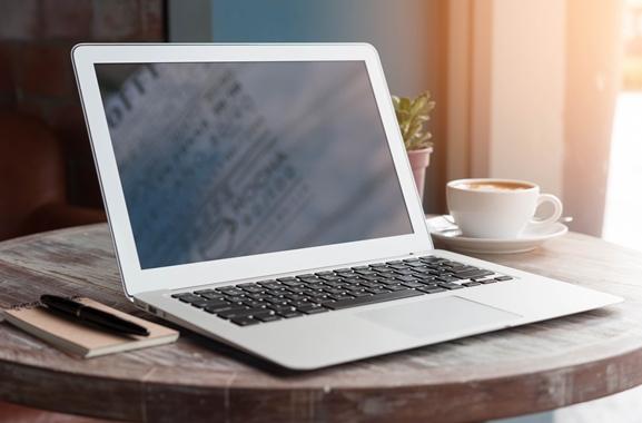 Besondere Geschenkideen aus Fürth: Laptop