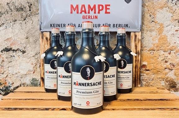 Besondere Geschenkideen aus Lübeck: Gentleman-Gin