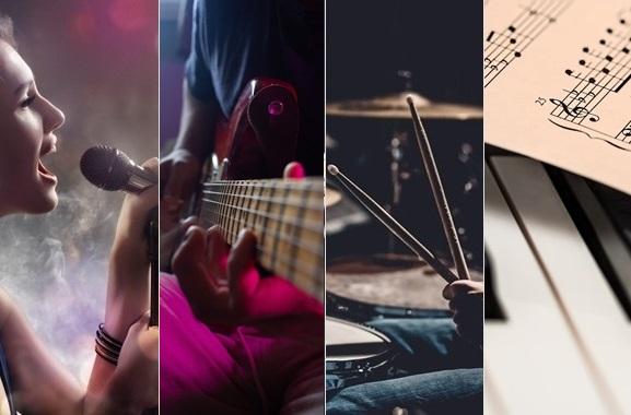 Besondere Geschenkideen aus Lübeck: Musikunterrichtsgutschein