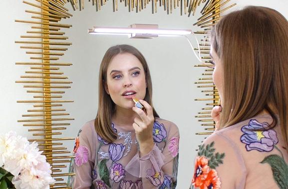 Besondere Geschenkideen aus Fürth: My Beauty Light LED Spiegelleuchte