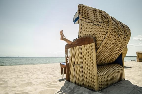 Besondere Geschenkideen aus Fürth: Urlaub an der Ostsee
