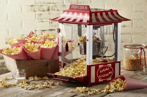 Besondere Geschenkideen aus Dortmund: Popcornmaschine