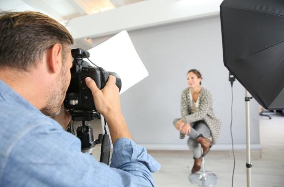 Besondere Geschenkideen aus Augsburg: Professionelles Fotoshooting
