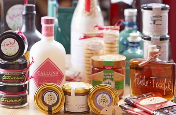 Besondere Geschenkideen aus Lüneburg: Regionale Produkte