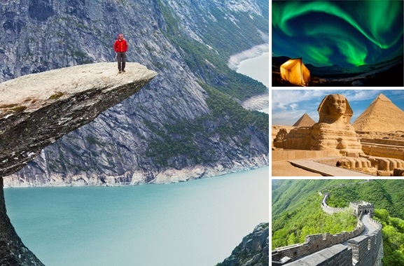 Besondere Geschenkideen aus Maintal: Reise zu atemberaubenden Orten