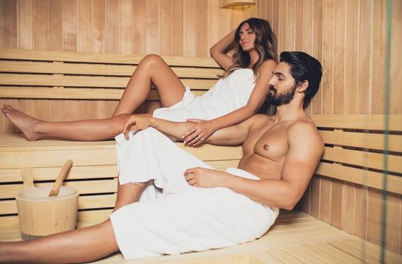 Besondere Geschenkideen aus Peine: Gemeinsamen Saunaabend