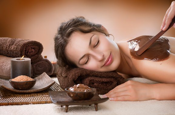 Besondere Geschenkideen aus Neukirchen-Vluyn (bei Moers): Schokoladen-Massage