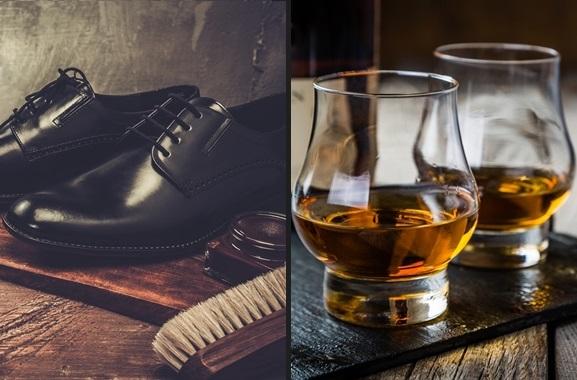 Besondere Geschenkideen aus Ahrensburg: Schuhputzkurs & Whiskytasting