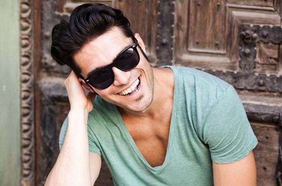 Besondere Geschenkideen aus Essen: Herren-Sonnenbrille