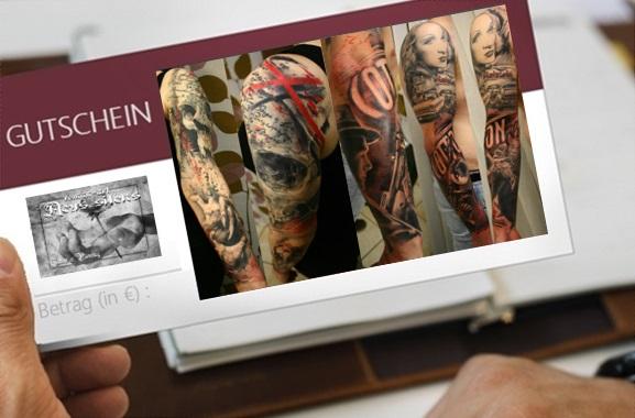 Besondere Geschenkideen aus Hameln: Tattoogutschein