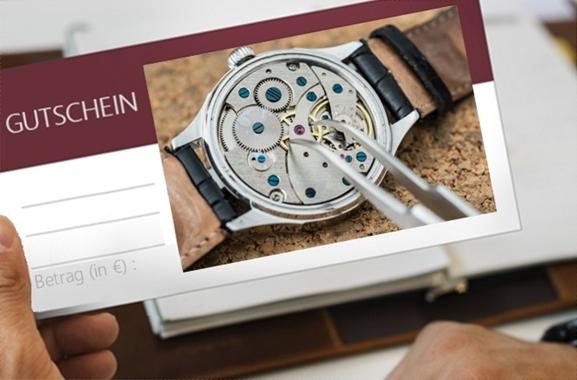 Besondere Geschenkideen aus Düren: Uhr-Reparatur