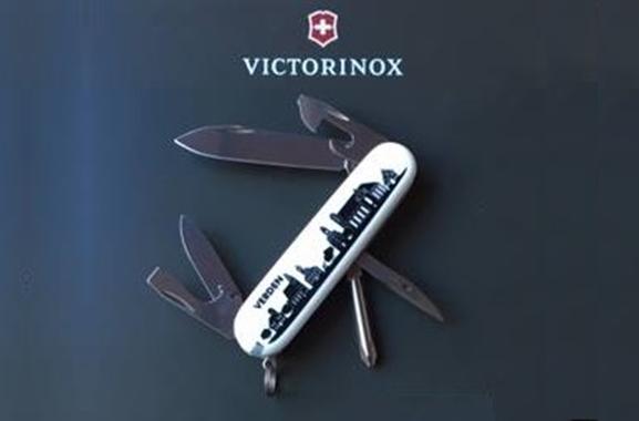 Besondere Geschenkideen aus Verden: Verdener Taschenmesser von Victorinox