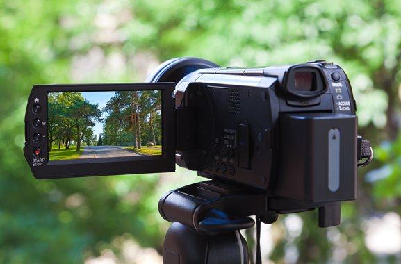 Besondere Geschenkideen aus Marburg: Videokamera