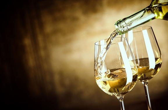 Besondere Geschenkideen aus Fürth: Weißweingläser