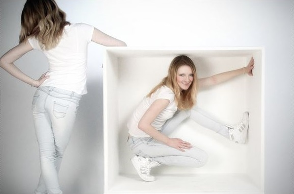Besondere Geschenkideen aus Bielefeld: White Box Fotoshooting
