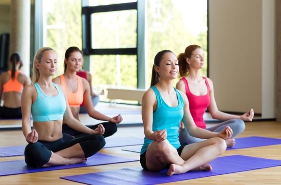 Besondere Geschenkideen aus Ludwigshafen: Yogakurs