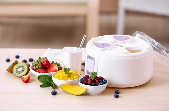 Besondere Geschenkideen aus Hamburg: Joghurt-Maschine