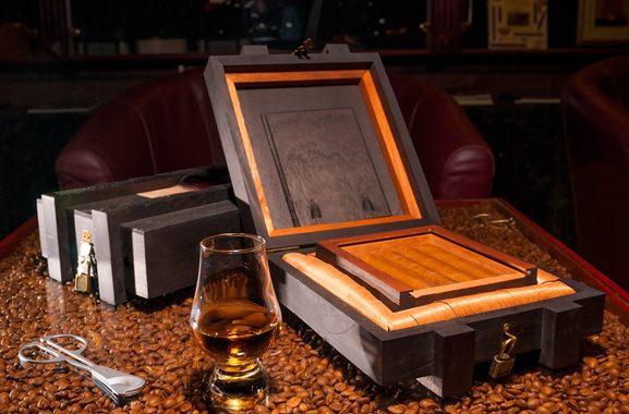 Besondere Geschenkideen aus Uelzen: Zigarren-Humidor