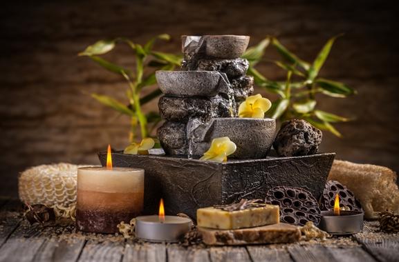 Besondere Geschenkideen aus Fürth: Zimmerbrunnen