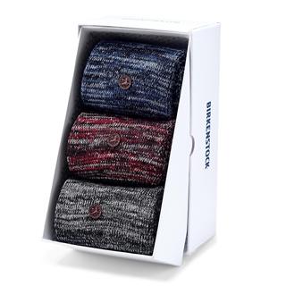 Geschenkideen aus der Region: Birkenstock Socken in Geschenkbox