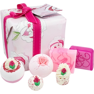 Geschenkideen aus der Region: Bomb Cosmetics Geschenkset