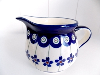 Besondere Geschenkideen in Celle: Bunzlauer Keramik Milchkännchen