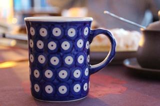 Besondere Geschenkideen in Celle: Bunzlauer Keramik  Trinkbecher