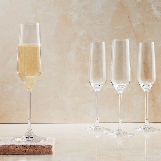 Besondere Geschenkideen in Ihrer Nähe: Champagnerglas-Set