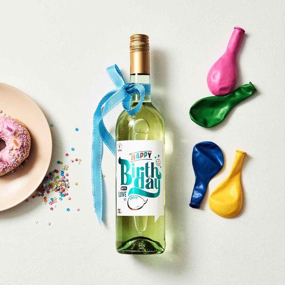 Besondere Geschenkideen in Ihrer Nähe: Geburtstags-Rotwein