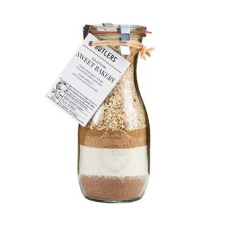 Geschenkideen aus der Region: Cookie-Backmischung im Glas