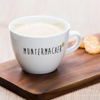 Besondere Geschenkideen in Ihrer Nähe: Jumbo-Henkelbecher Muntermacher