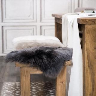 Besondere Geschenkideen in Ihrer Nähe: Sitzkissen aus Fell