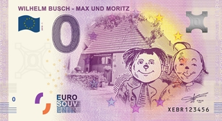 Besondere Geschenkideen aus Braunschweig: 0-Euro-Souvenirschein