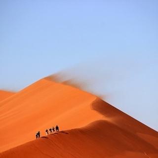 Besondere Geschenkideen aus Greifswald: Abenteuerreise in die Wüste