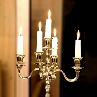 Besondere Geschenkideen aus Uelzen: Antiker Kerzenständer