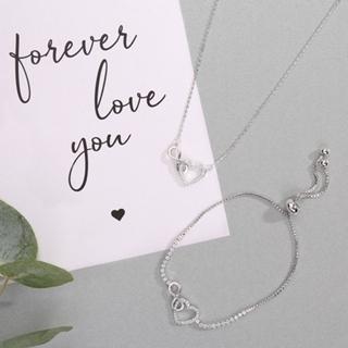 Besondere Geschenkideen aus der Region: Geschenkset - Infinity Love