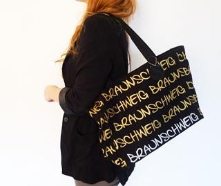 Besondere Geschenkideen aus Braunschweig: Braunschweig Tasche von Robin Ruth