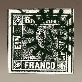 Besondere Geschenkideen aus Braunschweig: Deutschlands erste Briefmarke