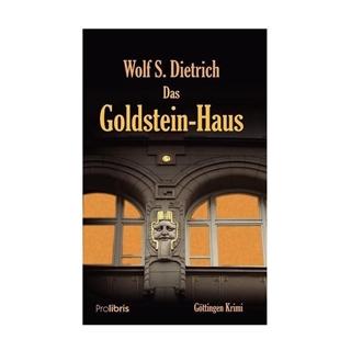 Besondere Geschenkideen in Ihrer Nähe: Das Goldstein-Haus: Göttingen Krimi