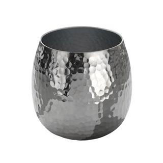 Besondere Geschenkideen aus der Region: Aluminium-Vase