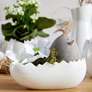 Besondere Geschenkideen aus der Region: Porzellan-Ei