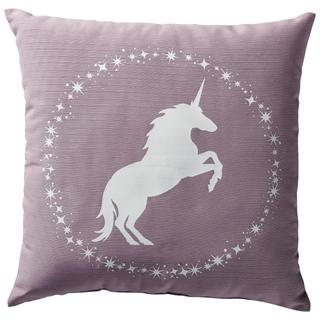 Besondere Geschenkideen aus der Region: Zierkissen Unicorn