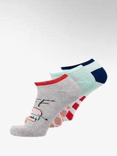 Besondere Geschenkideen aus der Region: Lustiger Socken-3er-Pack
