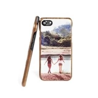 Besondere Geschenkideen aus der Region: Smartphone Holzcase mit Foto